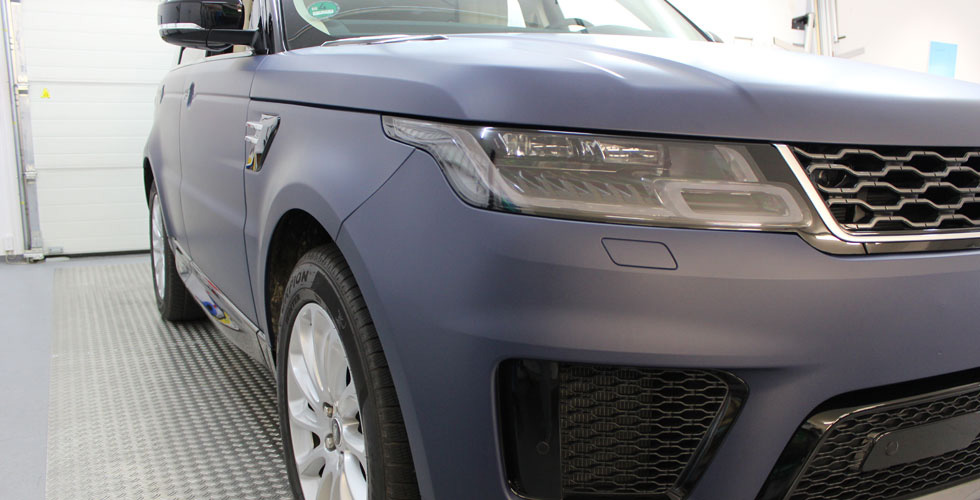 Auto Folierung und Fahrzeugbeschriftung in Ludwigshafen und Mannheim